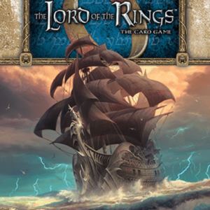 Buy The Lord of the Rings: The Card Game – The Hunt for the Dreadnaught only at Bored Game Company.