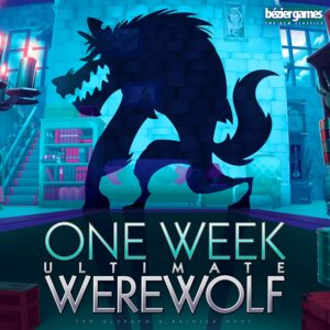 Buy One Week Ultimate Werewolf only at Bored Game Company.