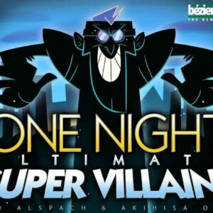 Buy One Night Ultimate Super Villains only at Bored Game Company.