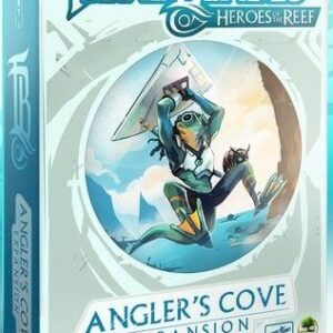 Buy Tidal Blades: Heroes of the Reef – Angler's Cove only at Bored Game Company.