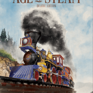 Buy Age of Steam only at Bored Game Company.