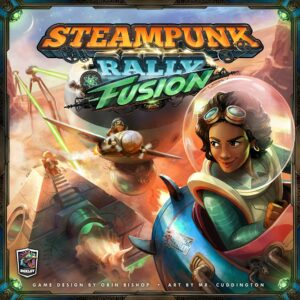 Buy Steampunk Rally Fusion only at Bored Game Company.
