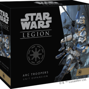 Buy Star Wars: Legion – ARC Troopers Unit Expansion only at Bored Game Company.