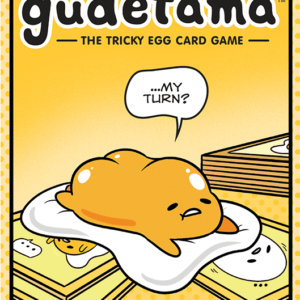 Buy Gudetama: The Tricky Egg Card Game only at Bored Game Company.