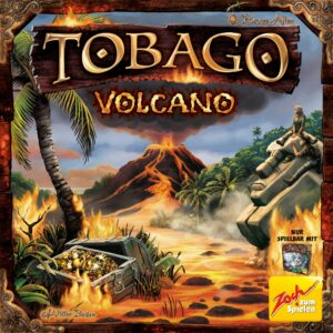 Buy Tobago: Volcano only at Bored Game Company.