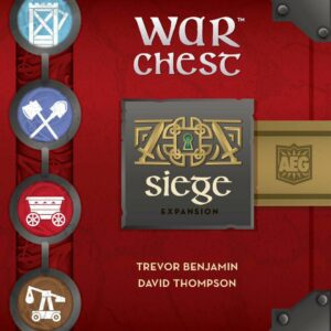 Buy War Chest: Siege only at Bored Game Company.