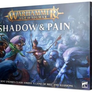 Buy Age Of Sigmar: Shadow And Pain only at Bored Game Company.