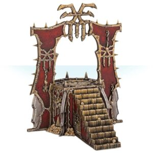 Buy Blades Of Khorne: Skull Altar only at Bored Game Company.