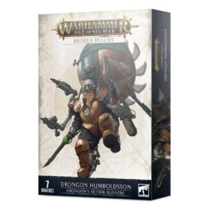 Buy Broken Realms: Drongon'S Aether-Runners only at Bored Game Company.