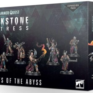 Buy B/Stone Fortress: Cultists Of The Abyss only at Bored Game Company.