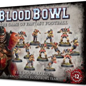 Buy Blood Bowl: Chaos Chosen Team only at Bored Game Company.