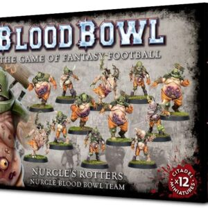 Buy Blood Bowl: Nurgle Team only at Bored Game Company.