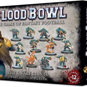Buy Blood Bowl: Dwarf Team only at Bored Game Company.