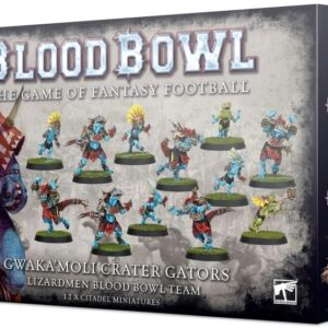 Buy Blood Bowl: Lizardmen Team only at Bored Game Company.