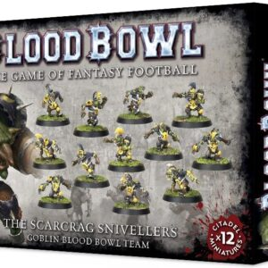 Buy Blood Bowl: Goblin Team only at Bored Game Company.
