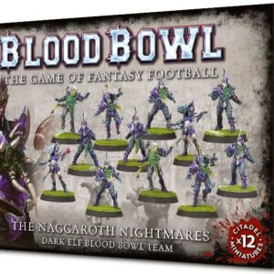 Buy Blood Bowl: Dark Elf Team only at Bored Game Company.