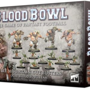 Buy Blood Bowl: Ogre Team only at Bored Game Company.