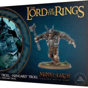 Buy LOTR: Mordor Troll / Isengard Troll only at Bored Game Company.