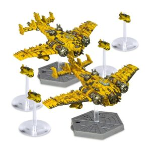 Buy A/I Ork Air Waaagh! Grot Bommers only at Bored Game Company.
