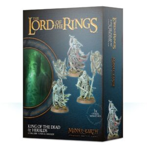 Buy King Of The Dead & Heralds only at Bored Game Company.