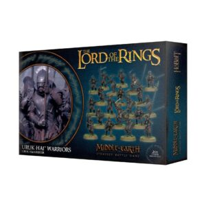 Buy Uruk-Hai Warriors only at Bored Game Company.
