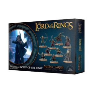 Buy Lord Of The Rings:Fellowship Of The Ring only at Bored Game Company.