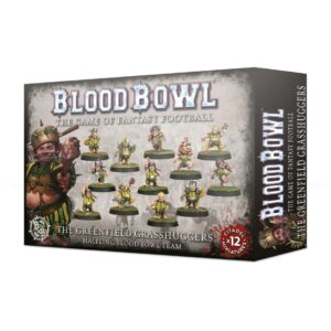 Buy Blood Bowl: Halfling Team only at Bored Game Company.