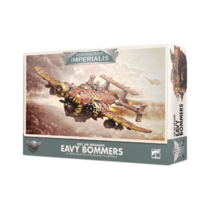 Buy A/I: Ork Air Waaagh! 'Eavy Bommerz only at Bored Game Company.