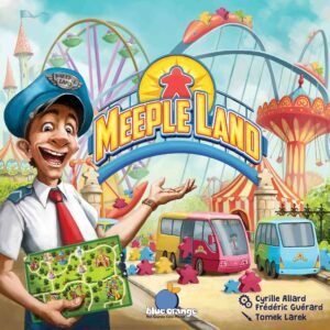 Buy Meeple Land only at Bored Game Company.