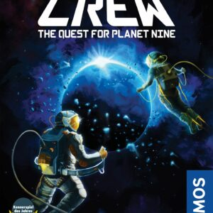 Buy The Crew: The Quest for Planet Nine only at Bored Game Company.