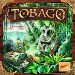Buy Tobago only at Bored Game Company.