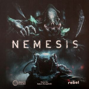 Buy Nemesis only at Bored Game Company.