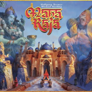Buy Maharaja only at Bored Game Company.
