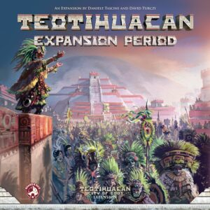Buy Teotihuacan: Expansion Period only at Bored Game Company.