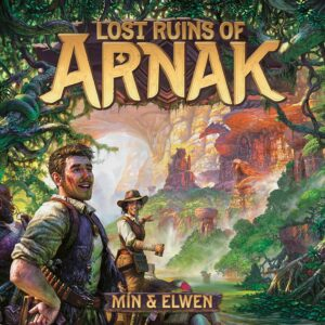 Buy Lost Ruins of Arnak only at Bored Game Company.