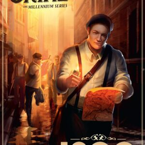 Buy Chronicles of Crime: 1900 only at Bored Game Company.