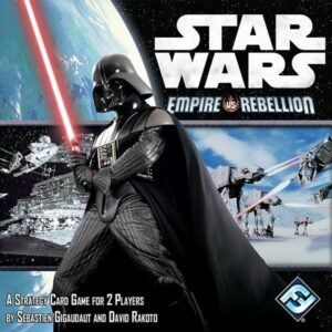 Buy Star Wars: Empire vs. Rebellion only at Bored Game Company.