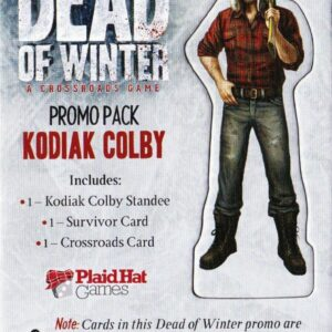 Buy Dead of Winter: Kodiak Colby only at Bored Game Company.