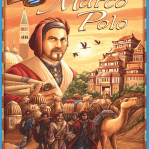 Buy The Voyages of Marco Polo only at Bored Game Company.