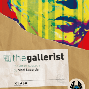 Buy The Gallerist only at Bored Game Company.
