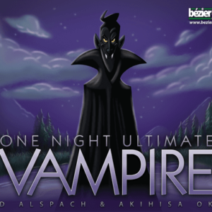 Buy One Night Ultimate Vampire only at Bored Game Company.