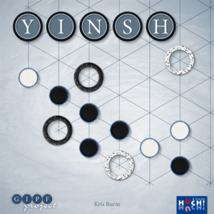 Buy YINSH only at Bored Game Company.