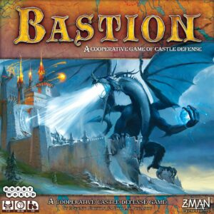 Buy Bastion only at Bored Game Company.