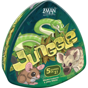 Buy Junggle only at Bored Game Company.