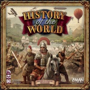 Buy History of the World only at Bored Game Company.