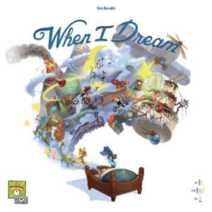 Buy When I Dream only at Bored Game Company.
