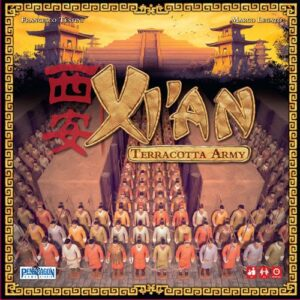 Buy Xi'an only at Bored Game Company.