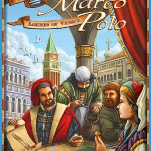 Buy The Voyages of Marco Polo: Agents of Venice only at Bored Game Company.