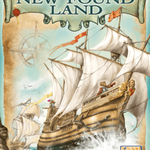 Buy Race to the New Found Land only at Bored Game Company.