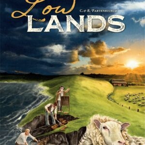 Buy Low Lands only at Bored Game Company.